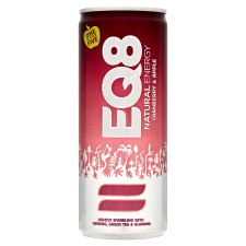 Eq8 Energy Drink Cranberry & Apple 250Ml from Tesco