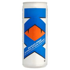 Kx Sugar Free Energy Drink 250Ml from Tesco