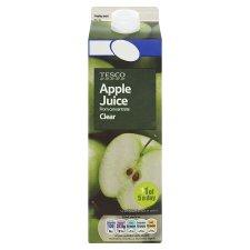 Tesco Apple Juice 1 Litre from Tesco