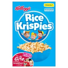 Kelloggs Rice Krispies 340G from Tesco