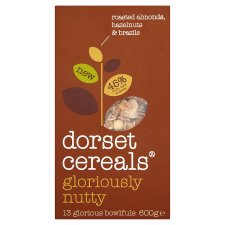 Dorset Cereals Gloriously Nutty 600G from Tesco