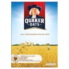 Quaker Porridge Oats 1Kg from Tesco