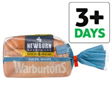 Warburtons Free From Sliced White Bread 400G from Tesco